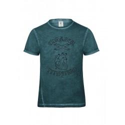 Camiseta manga corta chico CORAZÓN TITIRITERO