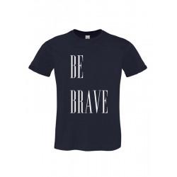 Camiseta manga corta chico BE BRAVE