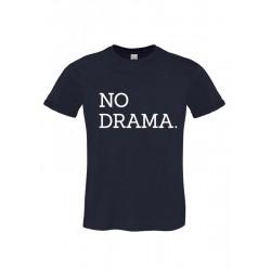 Camiseta manga corta chico NO DRAMA
