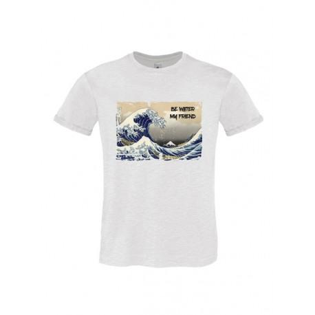 Camiseta manga corta chico BE WATER MY FRIEND