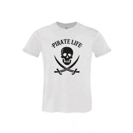 Camiseta manga corta chico PIRATE LIFE