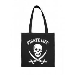 Tote Bag PIRATE LIFE