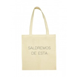 Tote Bag SALDREMOS DE ESTA