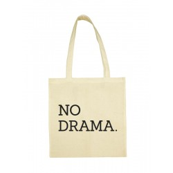 Tote Bag NO DRAMA