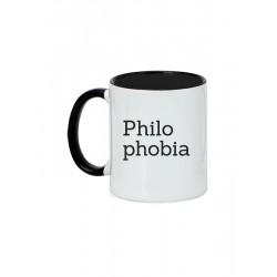 Taza PHILOPHOBIA