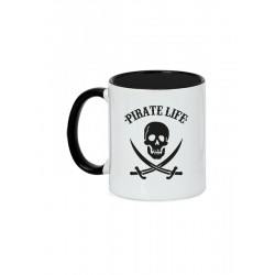 Taza PIRATE LIFE