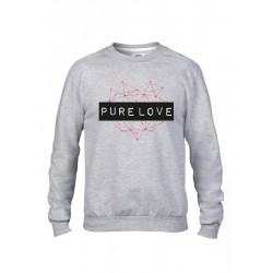 Sudadera unisex Pure Love